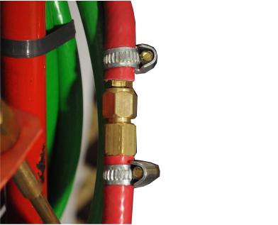 Kit Soldador Oxi/Gas 1Kg x 1/4 M3 Certificado ECO