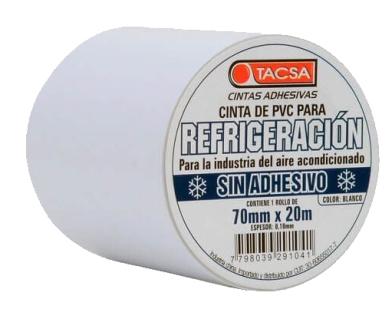 R. Cinta TACSA Blanca 100m 20mx70mm