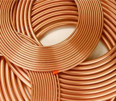 Rollo Caño de cobre de 15m de 3/8 4.050kg Pader de 0.8mm