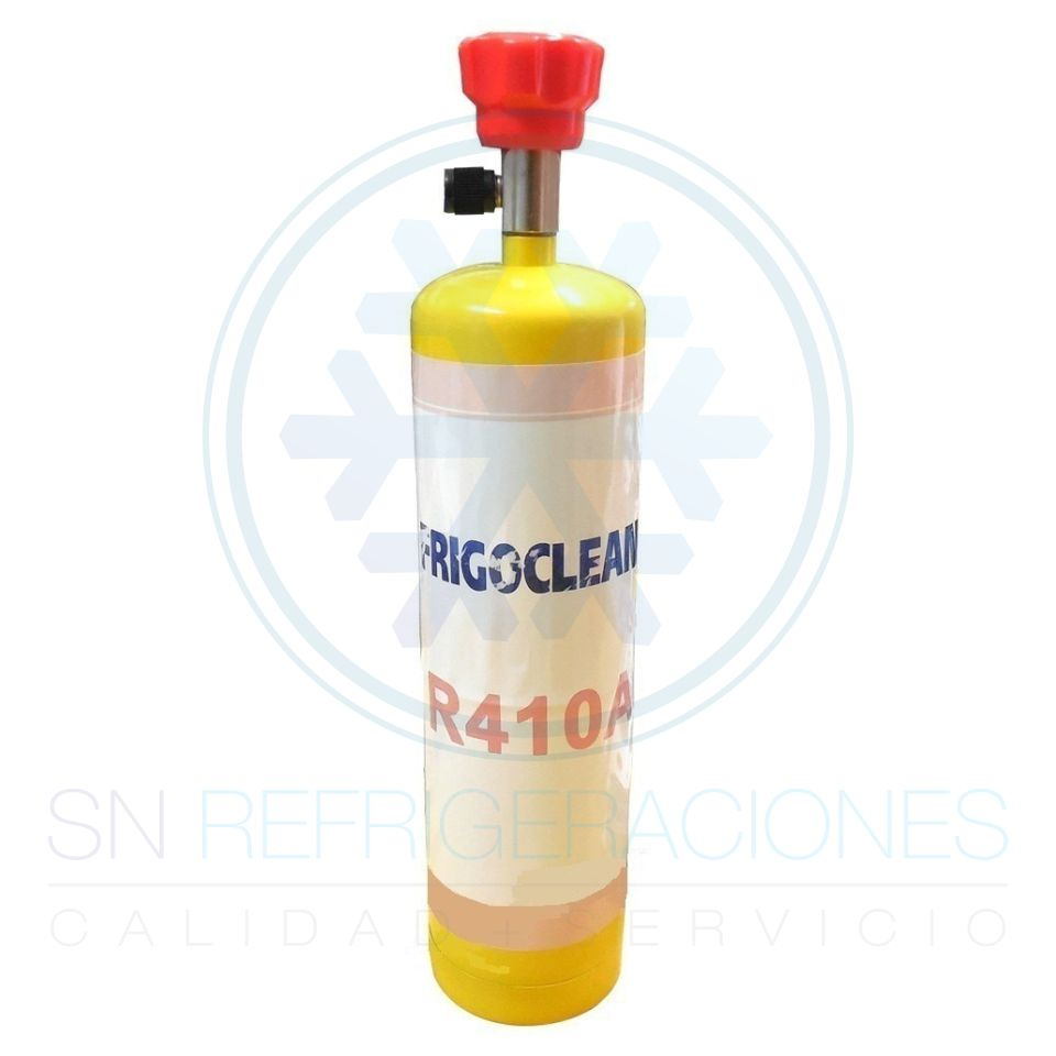 Gas Refrigerante R410a Lata 850 Grs