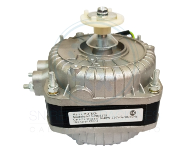 Motor s/sop.ELCO N10-20 p/pala 254mm-IT-