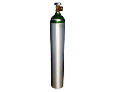 Tubo de Aluminio Nitrogeno con carga 1M3