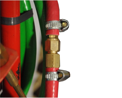 Kit Soldador Oxi/Gas 1KG x 1/2 M3 Certificado ECO