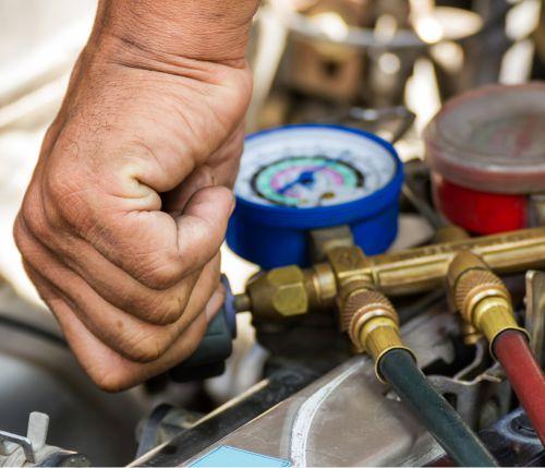 Carga Gas Aire Acondicionado Split R22